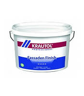 Краска Krautol Fassaden Finish стирол-акриловая