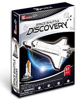 P 601h 3D пазл «Шаттл Discovery» 87 дет.