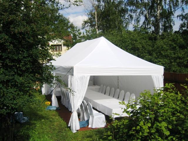 палатка раздвижная шатер