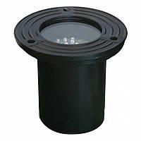LG-05/L-3 black/clear светильник уличный встраиваемый