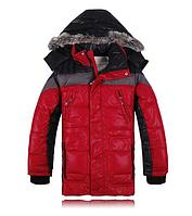 Детская пуховая курточка на мальчика, фото 1