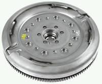 SACHS - Демпфер + комплект сцепления Volkswagen Touran (Фольцваген Тоуран) 1.6 Дизель 2010 -  (2289000280)