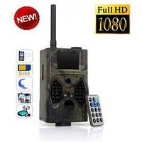 HD GSM охотничья камера HuntCam HC-300M, невидимая ИК вспышка
