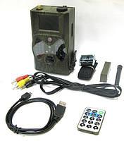 HD GSM охотничья камера HuntCam HC-300M, невидимая ИК вспышка, фото 1