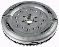 SACHS - Маховик (демпфер сцепления) Volkswagen Touran (Фольцваген Тоуран) 1.6 Дизель 2010 -  (2294001345)