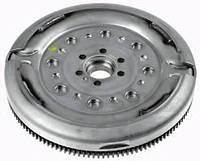 SACHS - Маховик (демпфер сцепления) Volkswagen Touran (Фольцваген Тоуран) 2.0 Дизель 2010 -  (2294001345)