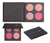 Палетка румян ZOEVA Pink  Spectrum  Blush Palette