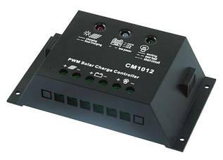 Контроллер заряда Juta CM1012 (+USB)