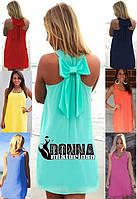 Сукня Малібу (шифон) 5 кольорів