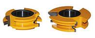 Набор фрез для вагонки D81/90.5, d32, H32мм