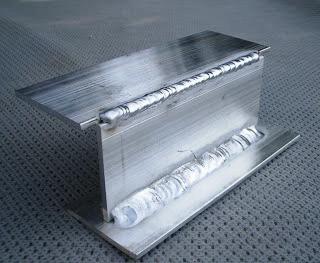 Свариваемость алюминия АМГ3М