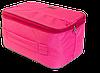 Двойной дорожный органайзер для белья ORGANIZE (розовый), фото 2