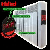 "Электрорадиатор EcoTerm  Intellect ET-9i  с программатором, стандарт 76"""