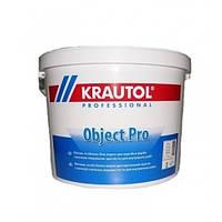 Краска Krautol Object Pro белоснежная акриловая