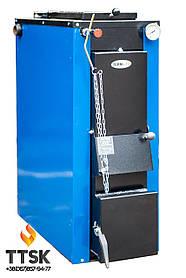 Твердотопливный котел ТЕРМІТ-ТТ 12 кВт Стандарт (с теплоизоляцией и обшивкой)