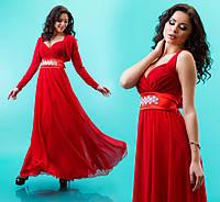Воздушное женское платье новой коллекции 2016
