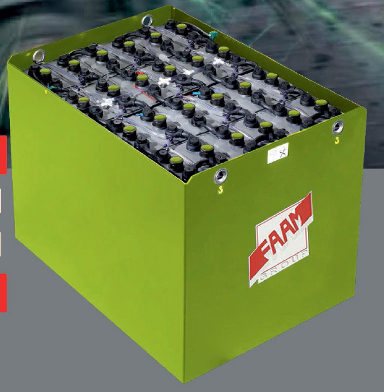Тяговые аккумуляторы для погрузчиков JAC