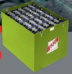 Тяговые аккумуляторы для погрузчиков JAC, фото 2