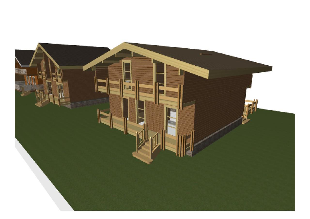 """Строительство деревянных домов для базы отдыха - Группа компаний """"Промконтракт ЛТД"""" в Житомире"""