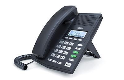 IP телефон Fanvil X3E IP - телефон начального уровня