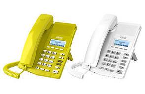 IP - телефон Fanvil X3EP IP - телефон начального уровня, фото 3