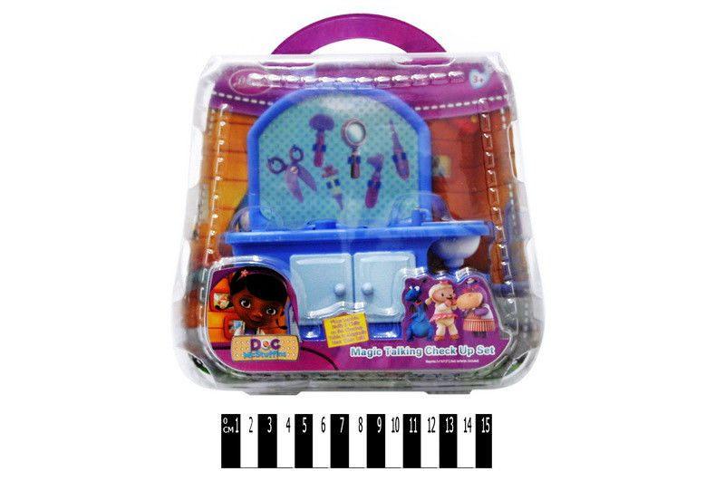 Набор доктора в сумке 8655-2ХА