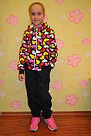 Детский спортивный костюм с начесом