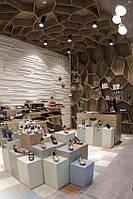 Дизайн и 3D визуализация интерьера бутика / магазина