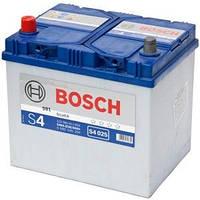 Аккумулятор BOSCH S4 60Ah-12v (232x173x225) левый +