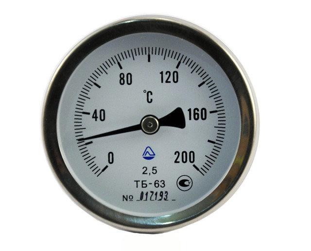 Термометры технические. Манометры.