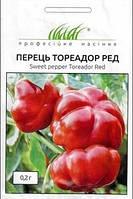 Насіння перцю Тореадор Ред, 0,2 г