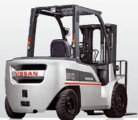 Тяговые аккумуляторы для погрузчиков Nissan