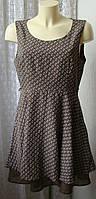 Платье летнее модное мини Vero Moda р.46 6716