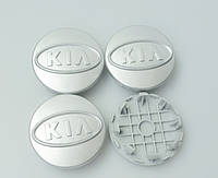 Заглушки колпачки литых дисков Kia