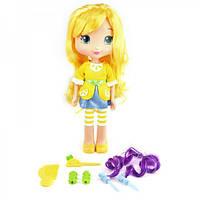 Шарлотта Земляничка Кукла Лимона 28 см для моделирования причесок