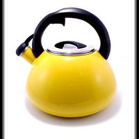 Чайник газовый Unknown1 1893 /3.2L, чайник со свистком из нержавеющей стали, чайник металлический