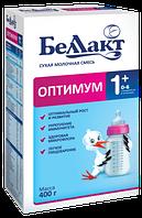 Сухая молочная смесь для детского питания «Беллакт Оптимум 1+»
