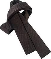 Черный пояс для кимоно