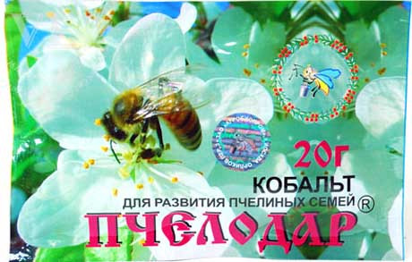"""Пчелодар """"Агробіопром"""", Росія, 20 г порошок"""