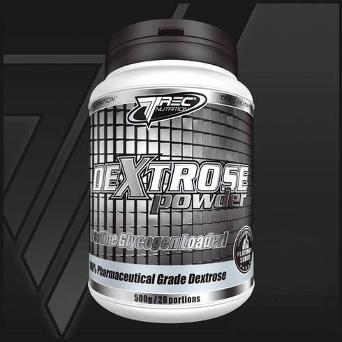Быстро всасывающиеся простые углеводы Dextrose Powder - 500 г