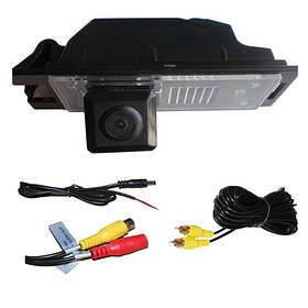 Видеокамеры штатные в плафон подсветки номера