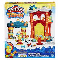 Набор для лепки Пожарная станция  Play-Doh Hasbro