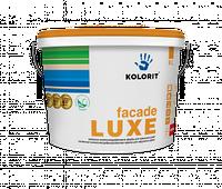 Facade Luxe (FASILIT) силиконмодифицировання краска на  акрилатной основе для наружных работ
