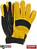 Велоперчатки Польща (рукавички спортивні) RYELOT YB, фото 3