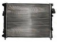 Радиатор водяной, охлаждение двигателя, Renault Trafic - Opel Vivaro 1.9 DCI, POLCAR NT0725Y463G