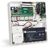 Корпус для ППК, модулей расш-я, GSM, 266х286х100, без тр-ра, пластик, OPU-4 P