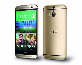 Смартфон HTC One M8 16 GB Amber Gold