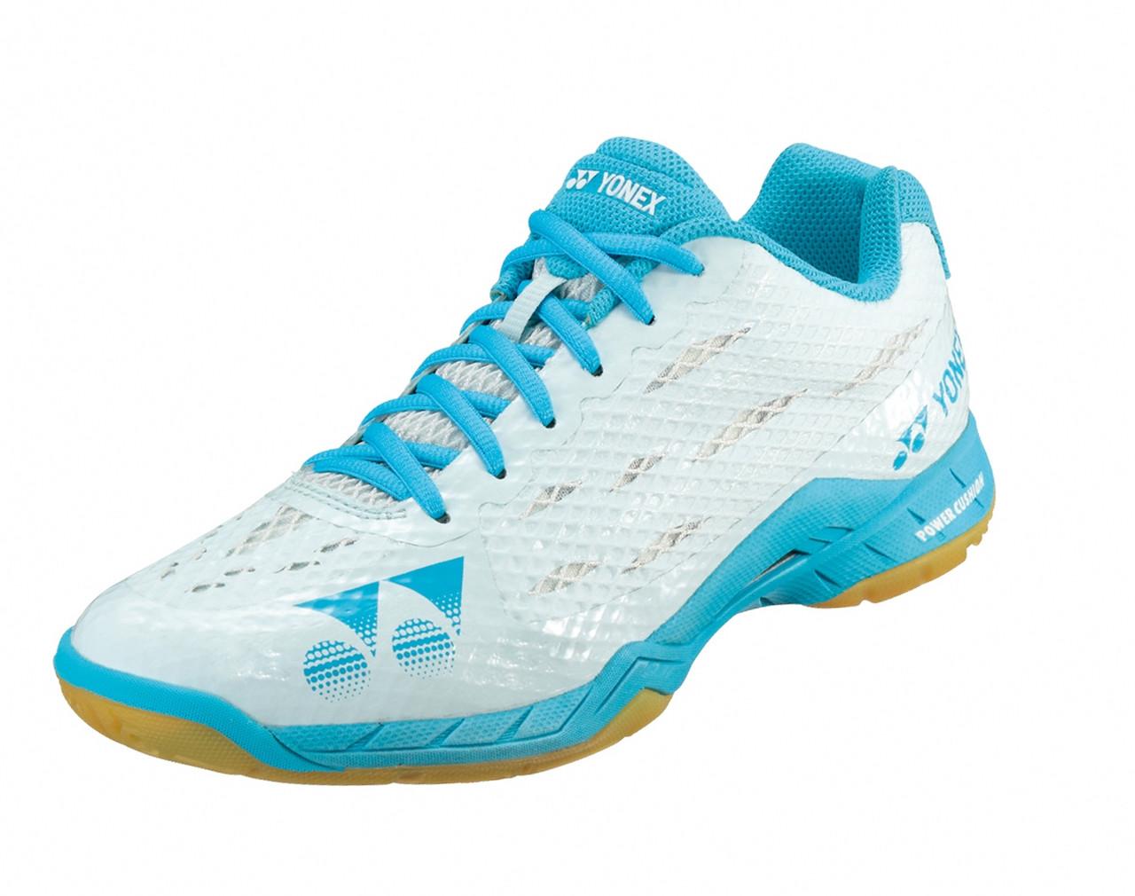 Кроссовки для бадминтона Yonex SHB-Aerus Ladies Pale Blue