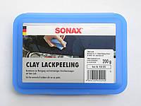Sonax Clay Lackpeeling очищающая глина (голубая) 200 г