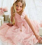 Новые нарядные, праздничные платья для девочек малышек и девочек подростков